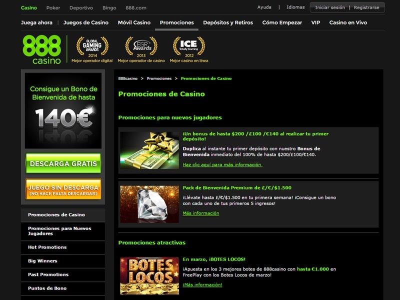 Mejores casino en Chile 888 app-581397