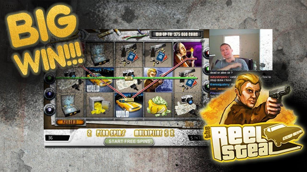 Bwin live tiradas gratis Reel Steal-465975