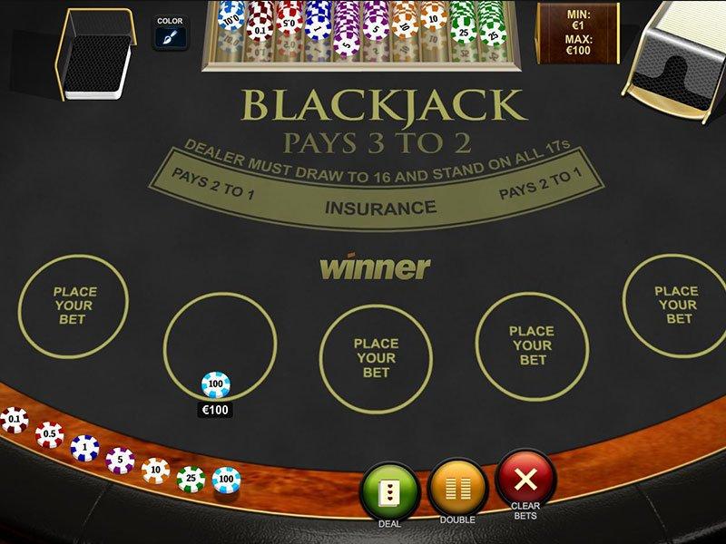 Ley de juegos de azar bellas dealers en blackjack-837371