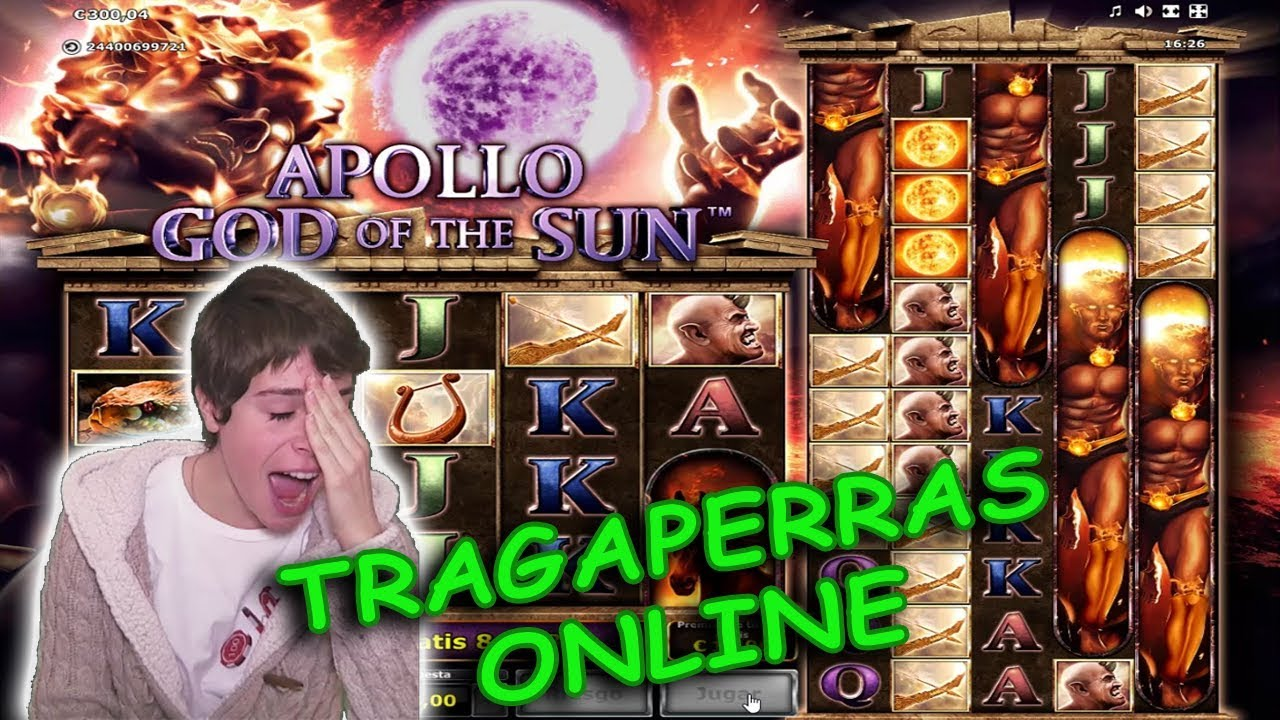 Opiniones tragaperra God of the sun jugar video slot-682028