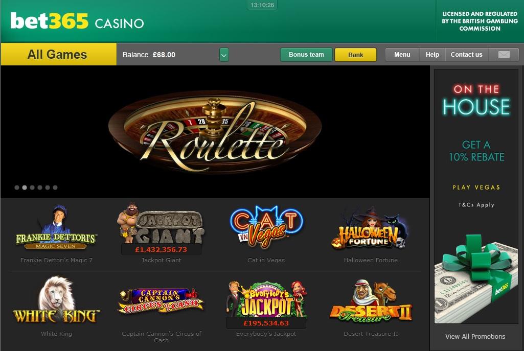 Bet365 noticias slots of Vegas-254760