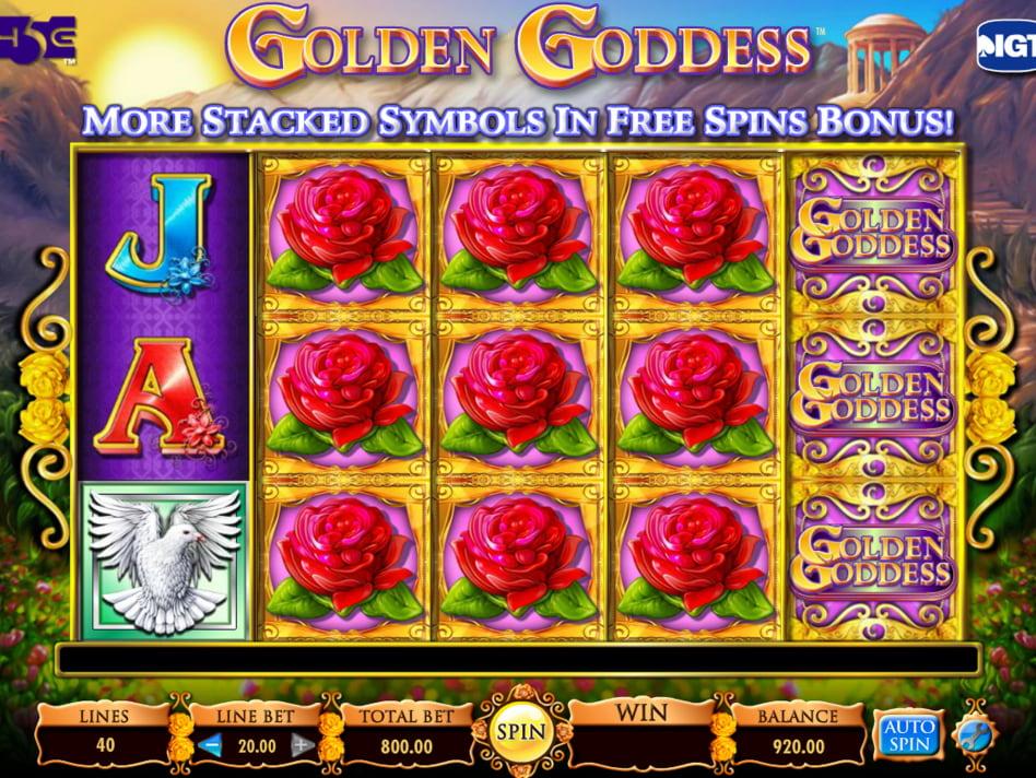 Tragamonedas gratis golden goddess consigue 500€ bonos-576600