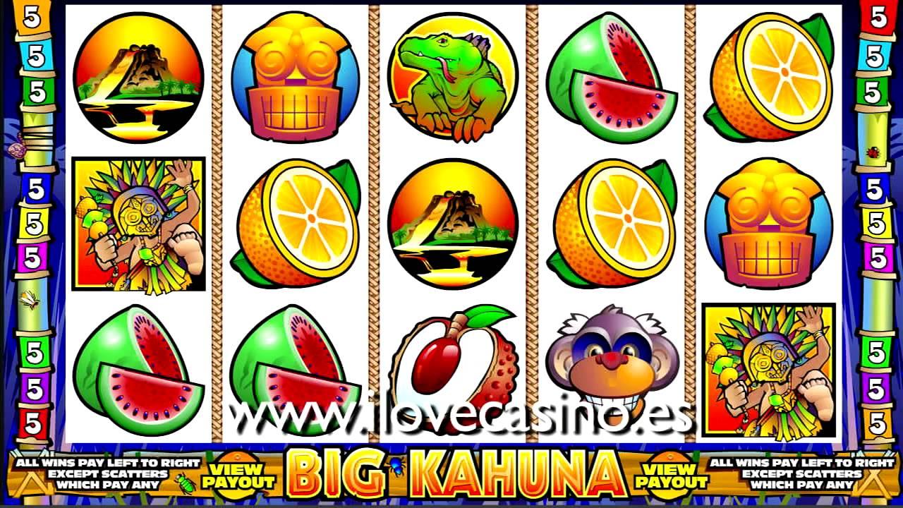 Jugar Big Kahuna tragamonedas tipos de apuestas deportivas-593908