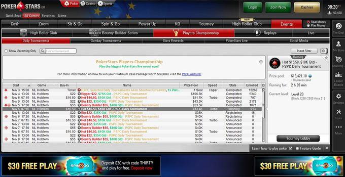 Comisión en apuestas cruzadas pokerstars download-118657