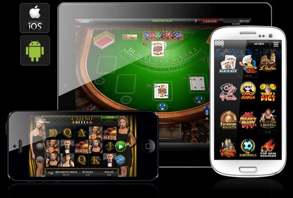Casino que aceptan Tarjetas de Crédito 888 app-396797