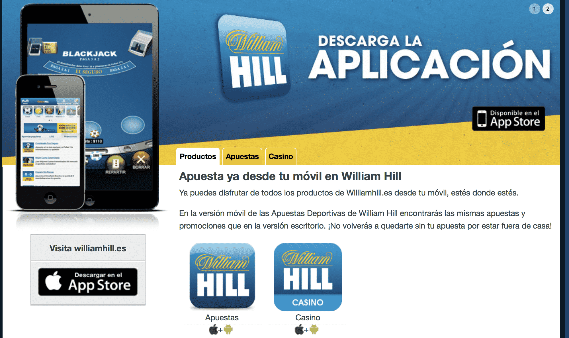Casino promoción 1 millones william hill entrar-375106