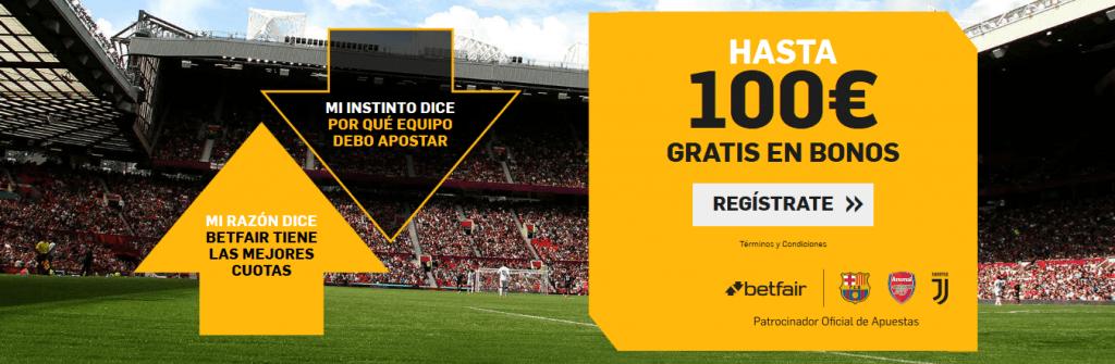 Betfair sportsbook bonus jugar con maquinas tragamonedas Murcia-833183