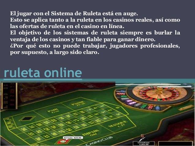 Sistemas para ganar a la ruleta € casino Portugal-263802