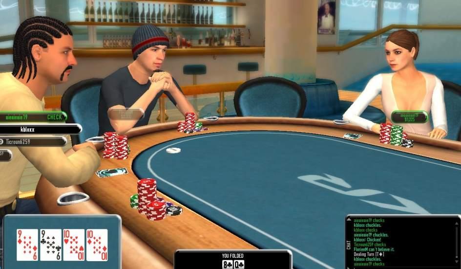 Que es lukia canal TV de Poker-209361