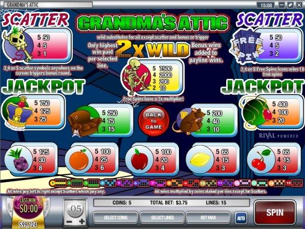 Juegos de Rival wms slots online casino-123541