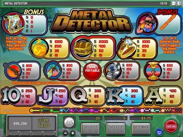Lista de casinos on line online Rival-607880