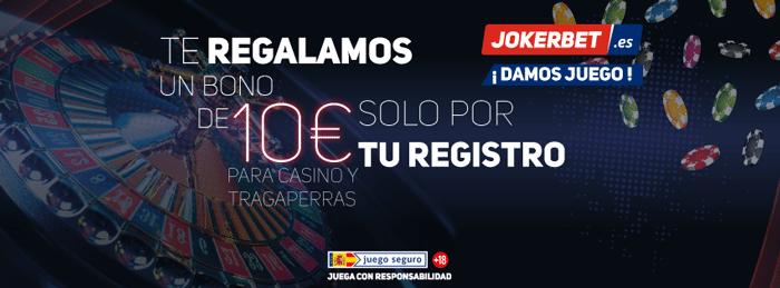 Jokerbet casino online Coimbra opiniones-201748