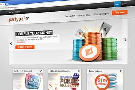 Party poker juegos TreasureMile com-161498
