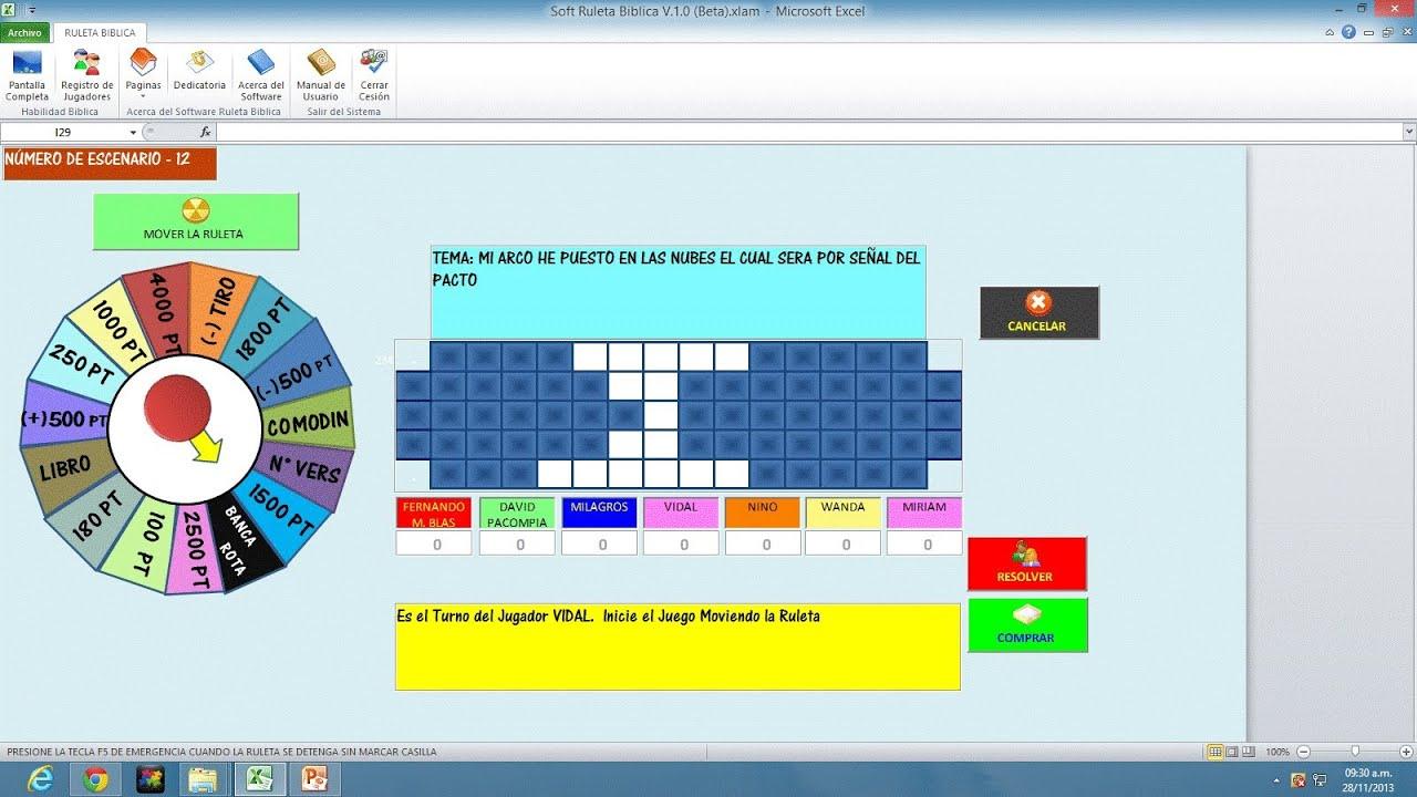 Simulador ruleta juegos de SkillOnNet-547008