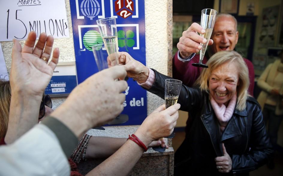 Loteria de navidad premios comprar en Valencia-434929