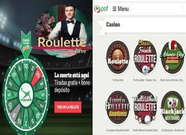 Bono de registro casino normas Portugal-263612