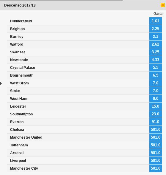Apuestas gratis en Premier League casinos en linea-938483