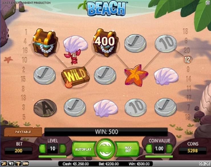 Juegos de apuestas online jugar Beach Life tragamonedas-574081