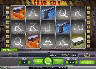 Como ganar en la ruleta tragamonedas gratis Crime Scene-350397