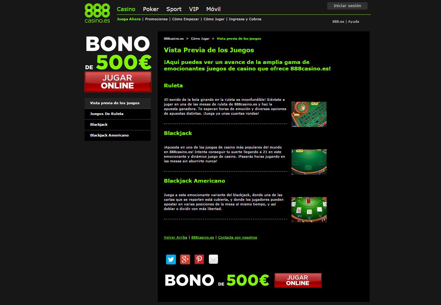 Juegos de azar y probabilidad bonos y promociones casino-468212