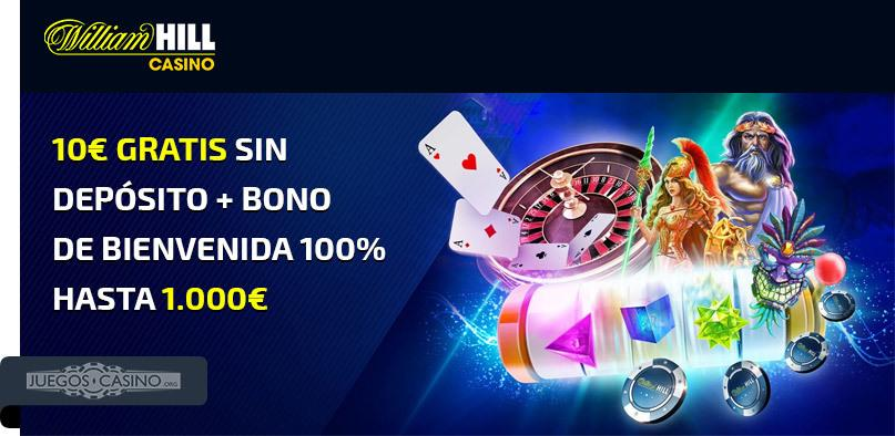 Bono william hill casino gran de bienvenida-209157