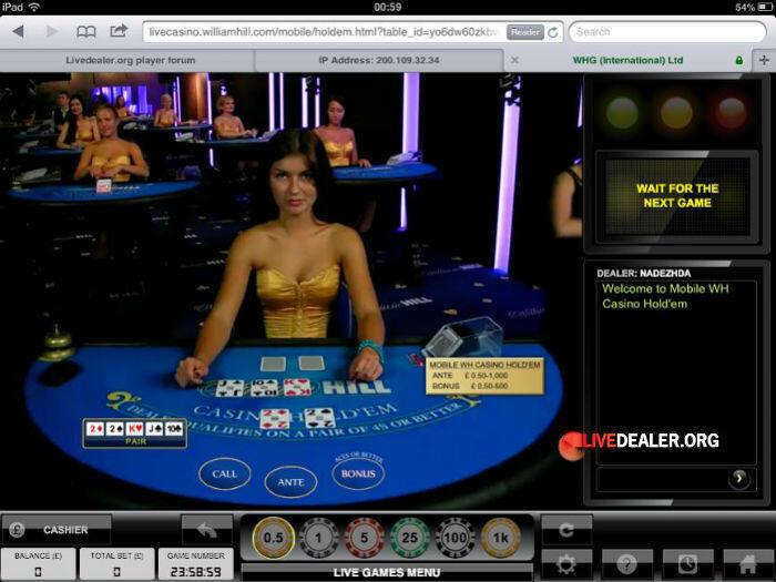 Hill williams casino maestro transferencia-416524
