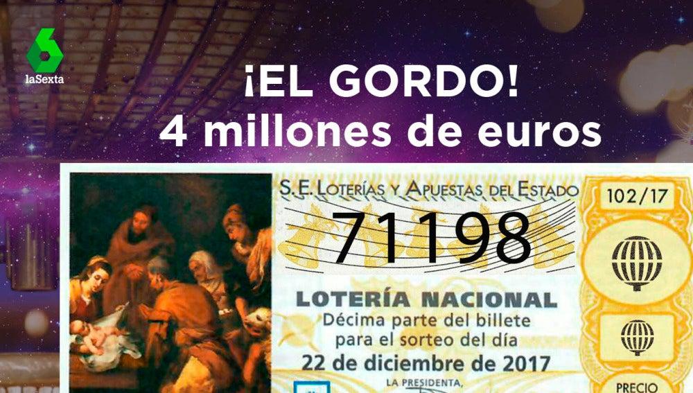 Loteria de navidad premios comprar en Valencia-947357