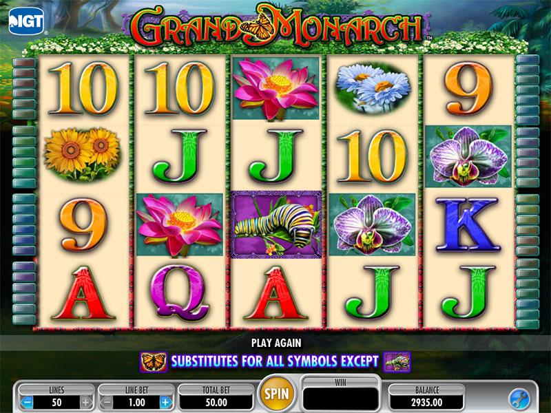 Casino online Nuevos grand monarch slot game gratis-173422