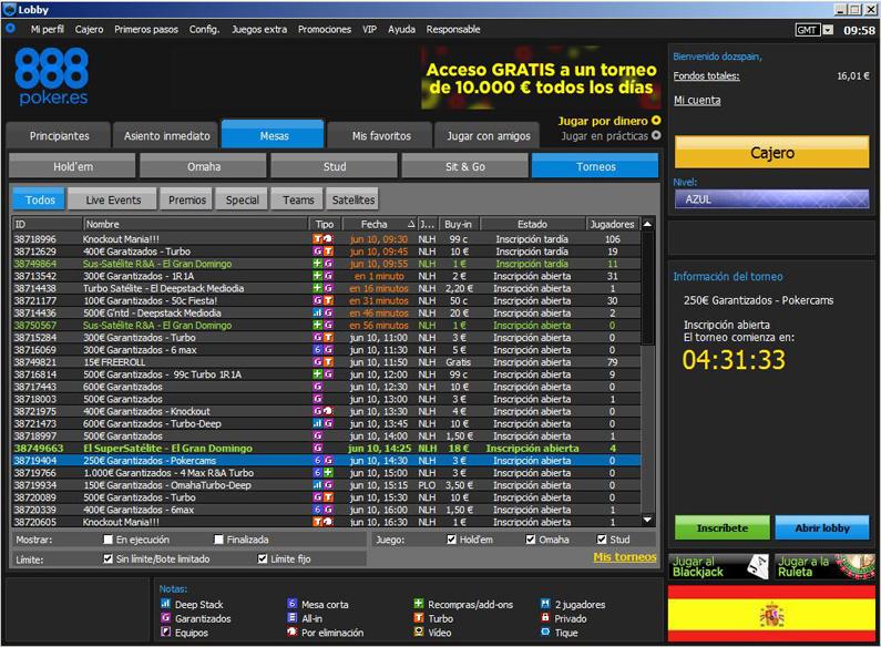 Mejores salas de poker online 2019 mundiales de-936277