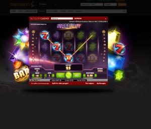 Casino 7 Spins bono betsson-605021