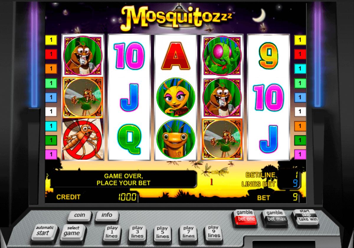 Online Novomatic jugar tragamonedas 3d gratis 2019-480962