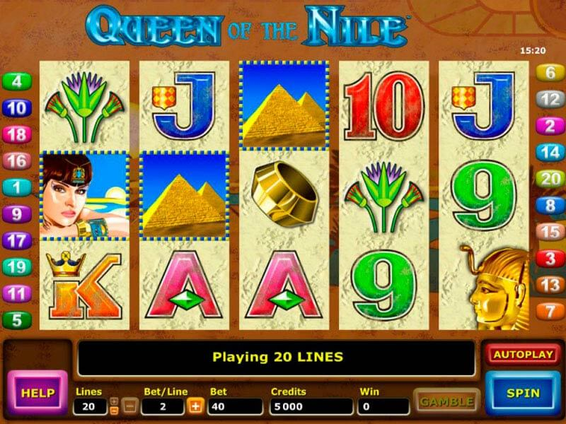 Austrian players casino tragamonedas queen of the nile-229066
