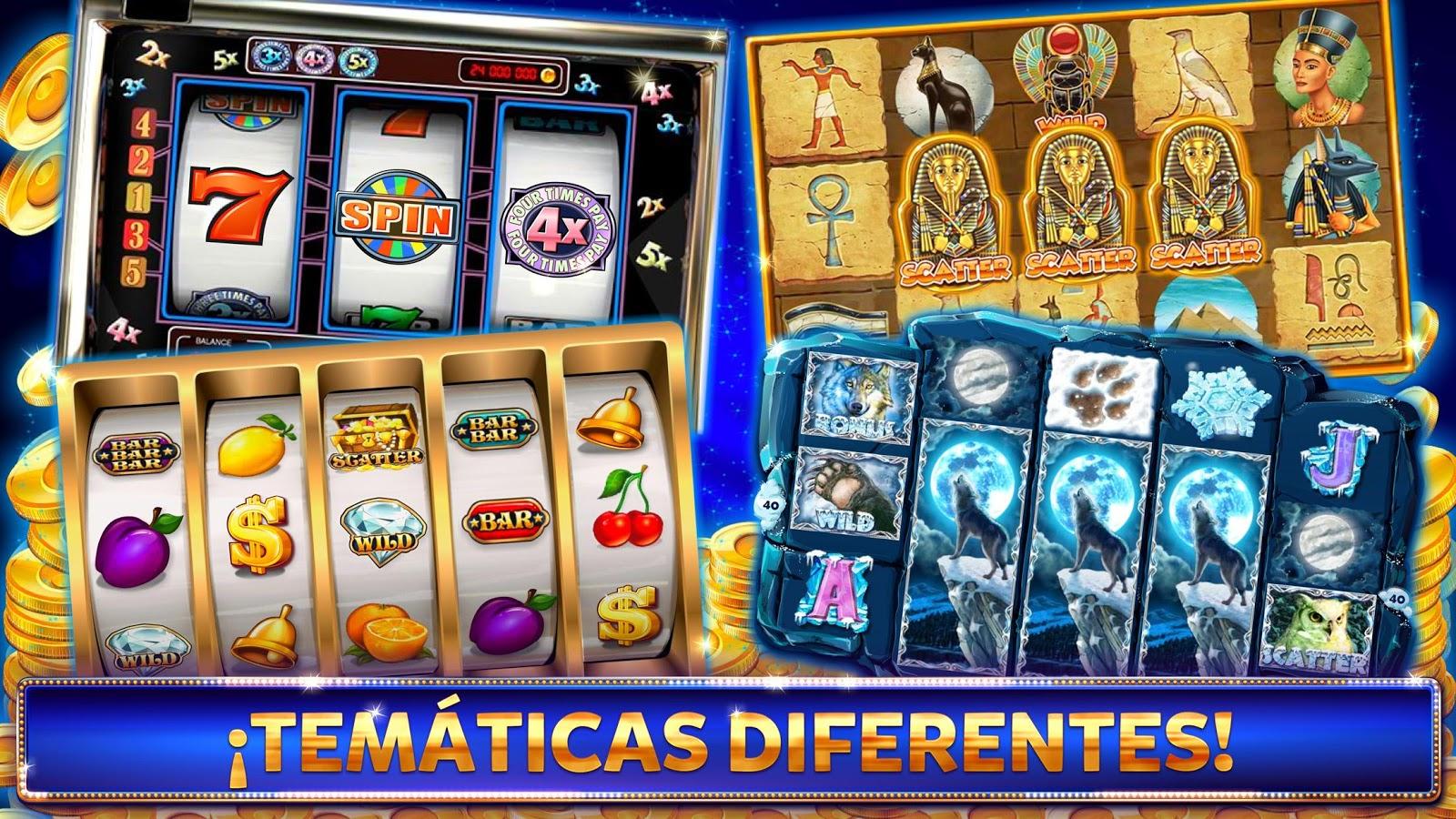 Casino en tu bolsillo jugar video slot-605668