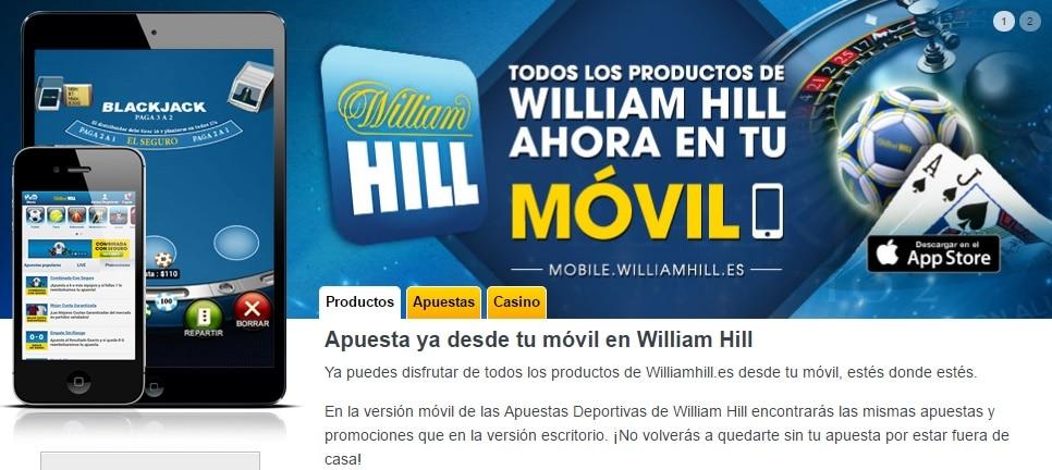 Móvil del casino ScratchMania bono william hill-714845