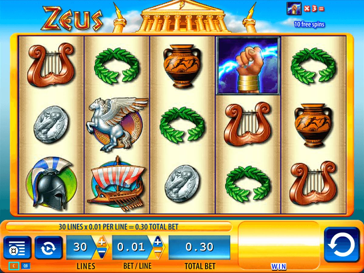 Maquinas tragamonedas gratis zeus online GameArt-417930
