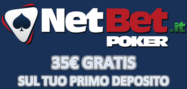NetBet bonus con su primer depósito texas holdem poker online-328889