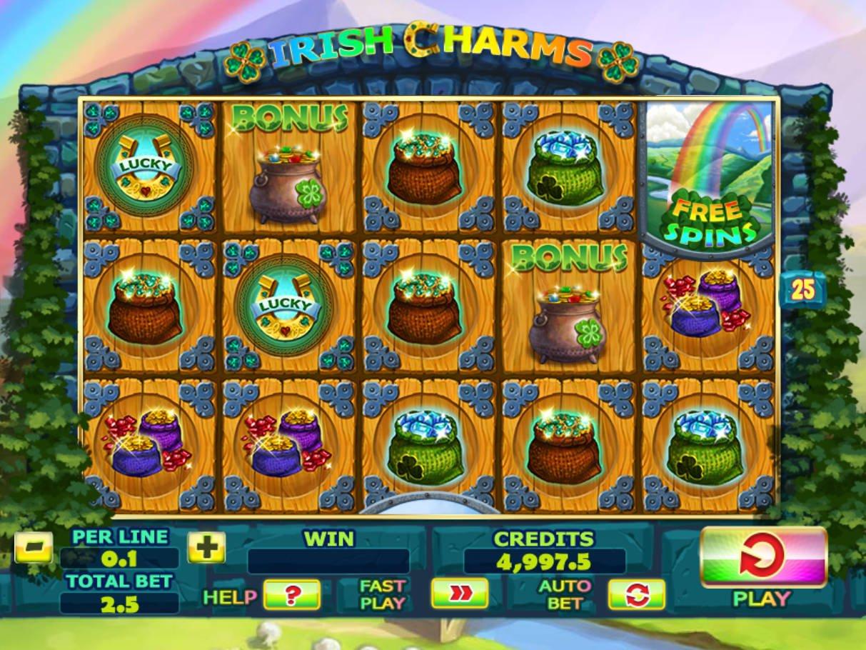 Tiradas gratis NextGen Gaming tragamonedas duende irlandes-268329