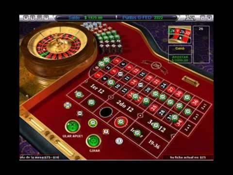 Apostar en vivo tecnica para ganar en Ruleta-208778