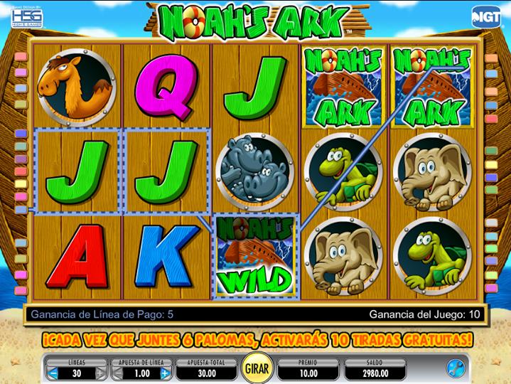 Tragamonedas online buffalo slot machine sorteo de El Niño 2019-804508