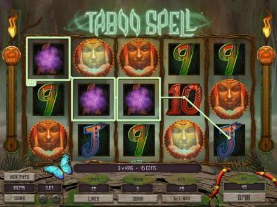 Tragamonedas gratis Taboo Spell como jugar 21 en casa-723144