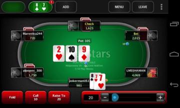 Móvil del casino online Paf en vivo pokerstars-157928
