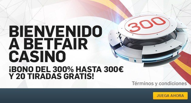 Betfair bono 100€ máquinas tragamonedas gratis-779403