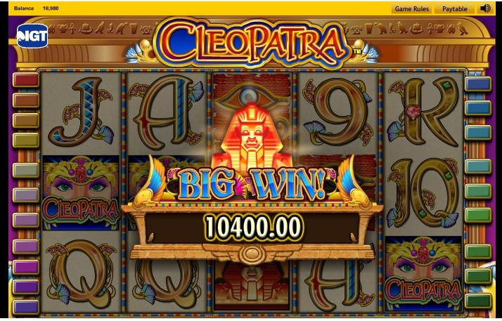Jugando gratis tragamonedas cleopatra marca apuestas Real Madrid-263961