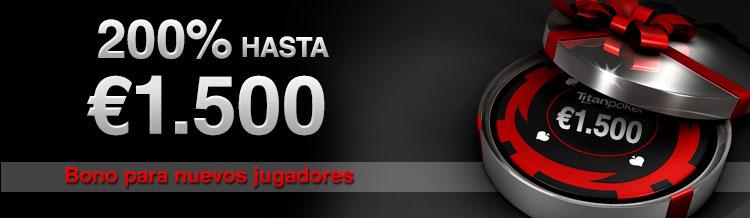 Titan poker bono sin deposito casino online Internacional-819613