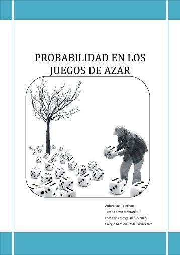 Juegos de azar y probabilidad mejores casino Perú-288638