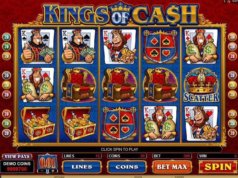 Apuestas tragamonedas online opiniones tragaperra King of slots-207685