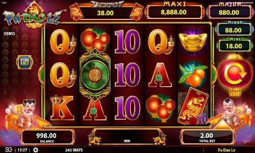 3 free spins gratis fu dao le jugar-282997