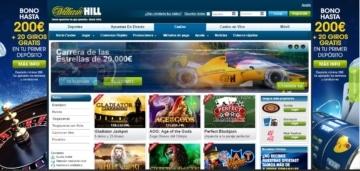 Bono de bienvenida william hill casino online legales en Ecuador-709791