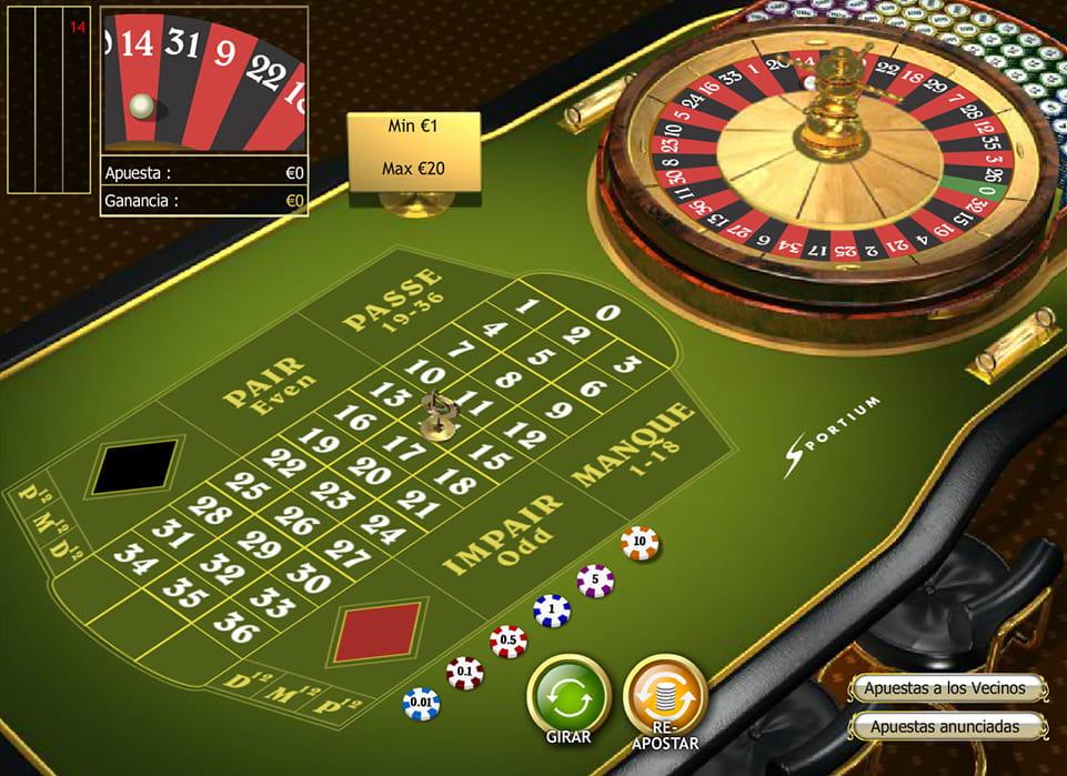 Casino fiables Chile ruleta-615068