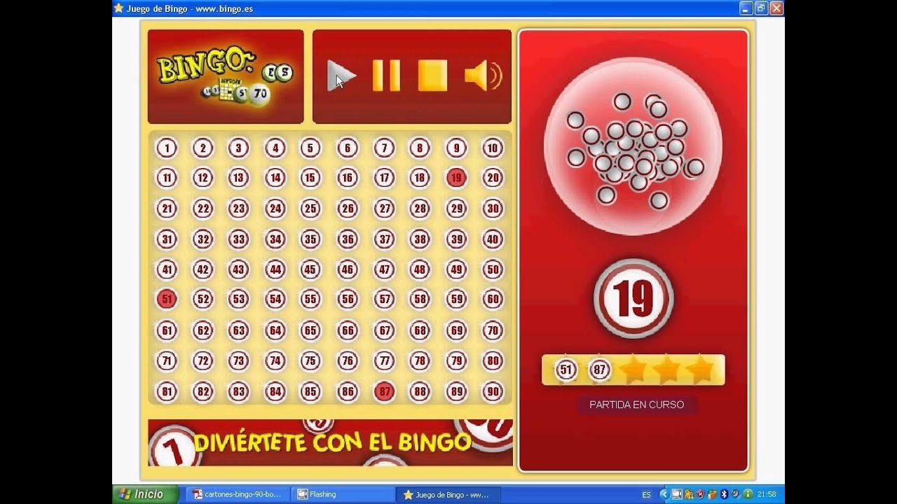 Juegos MandarinPalace com bingo cartones-949099